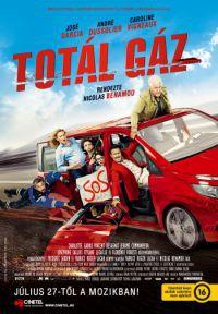 Totál Gáz (DVD)