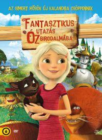Fantasztikus utazás Óz birodalmába (DVD)