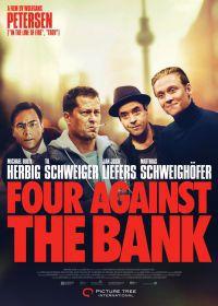 Négyen a bank ellen (DVD)