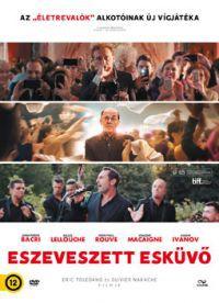Eszeveszett esküvő (DVD)