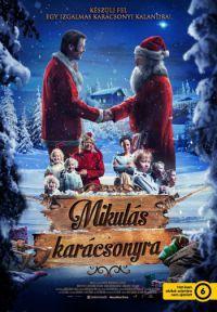 Mikulás Karácsonyra (DVD)