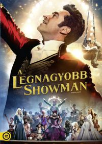 A legnagyobb showman (DVD)