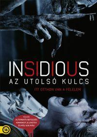 Insidious - Az utolsó kulcs (DVD)