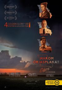 Három óriásplakát Ebbing határában (DVD)