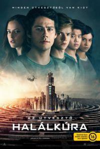 Az útvesztő: Halálkúra (DVD)