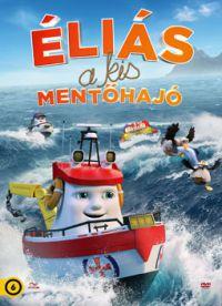 Éliás a kis mentőhajó (Mozifilm) (DVD)