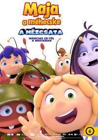 Maja, a méhecske - A mézcsata (DVD)