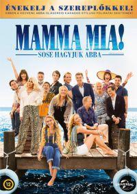 Mamma Mia! Sose hagyjuk abba (DVD)