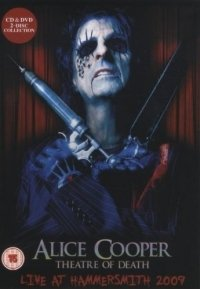 Alice Cooper - Theatre of Death - Live at Hammersmith (CD&DVD) /DVD/