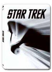 Star Trek (2009) - Limitált fémdobozos változat (steelbook) (2 DVD)