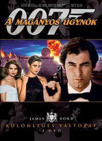 James Bond - A magányos ügynök (egylemezes változat) (DVD)
