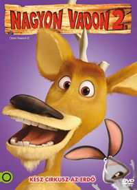 Nagyon vadon 2. - animációs arcok sorozat (DVD)