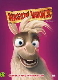 Nagyon vadon 3. - animációs arcok sorozat (DVD)