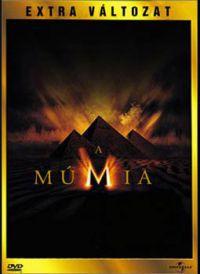 A múmia - szinkronizált extra változat (2 DVD)