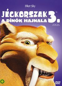 Jégkorszak 3. - A dínók hajnala (DVD) *animációs arcok sorozat*