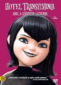 Hotel Transylvania: Ahol a szörnyek lazulnak - animációs arcok sorozat (DVD)