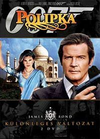 James Bond 13. - Polipka (DVD)