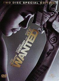 Wanted - Fémdobozos extra változat (2 DVD) (Steelbook)