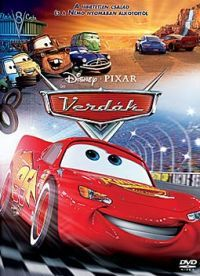 Verdák (Disney Pixar klasszikusok) - digibook változat (DVD)
