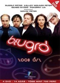 Beugró - 2008 ősz (4 DVD) /DVD/