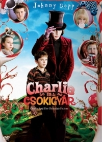 Charlie és a csokigyár (DVD)