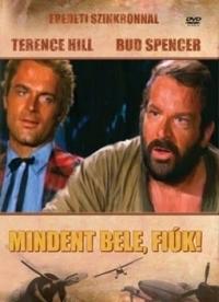Bud Spencer - Mindent bele, fiúk! (DVD)