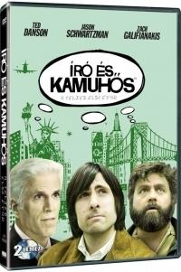 Író és kamuhős - 1. évad (2 DVD) /DVD/