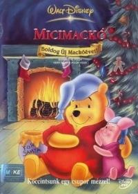 Micimackó - Boldog Új Mackóévet! (DVD)