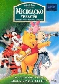 Micimackó visszatér (DVD)