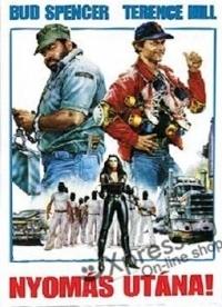 Bud Spencer - Nyomás utána! (DVD)