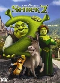 Shrek 2. (DVD)