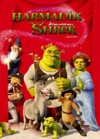 Shrek 3. - Harmadik Shrek (DVD)