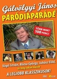 Gálvölgyi János: Paródiaparádé (DVD) /DVD/