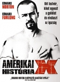 Amerikai História X (DVD)