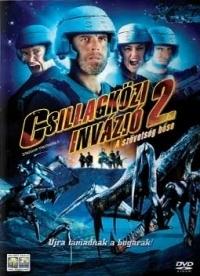 Csillagközi Invázió 2. - A szövetség hőse (DVD)