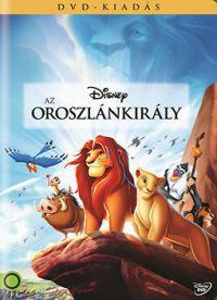 Az oroszlánkirály 1. (Walt Disney) (DVD)
