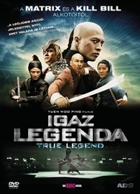 Igaz legenda (DVD)
