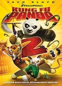 Kung Fu Panda 2. (DVD)