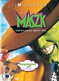 Maszk (Jim Carrey) (DVD)