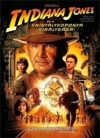 Indiana Jones és a kristálykoponya királysága (egylemezes változat) (DVD)