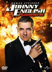 Johnny English újratöltve (DVD)