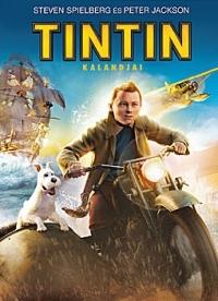 Tintin kalandjai (DVD)