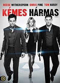 Kémes hármas (DVD)
