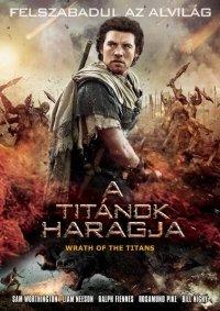 A titánok haragja (DVD)
