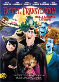 Hotel Transylvania - Ahol a szörnyek lazulnak (DVD)