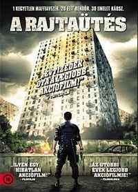 A rajtaütés (DVD)