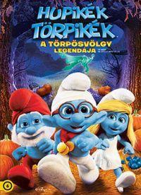 Hupikék törpikék: A Törpösvölgy legendája (DVD)