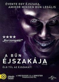 A bűn éjszakája (DVD)