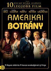 Amerikai botrány (DVD)