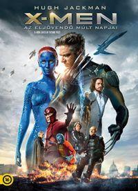 X-Men - Az eljövendő múlt napjai (DVD)  *2014*